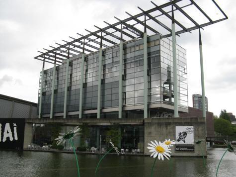 Netherlands architecture institute nai rotterdam holland for Architecture rotterdam