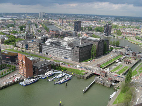 Delfshaven-Lloydkwartier District of Rotterdam