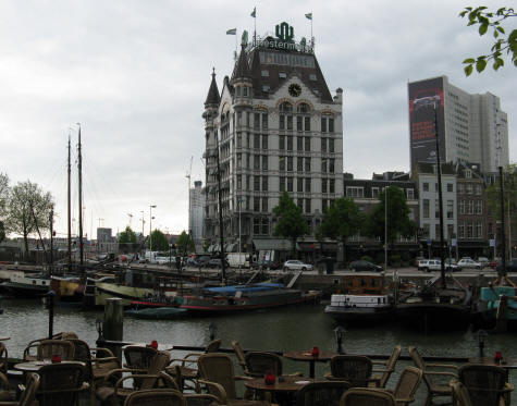 Rotterdam's Historic Old Harbor (Oude Haven)