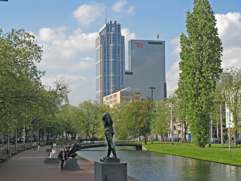Rotterdam Tourist Attractions