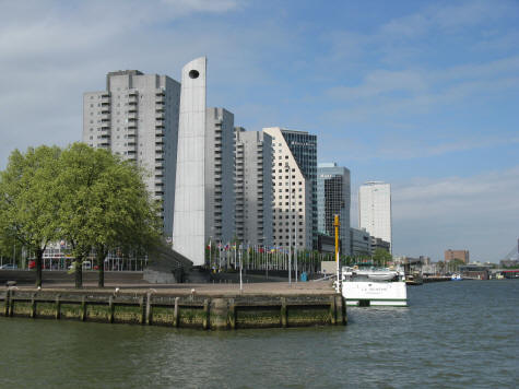 Waterfront District of Rotterdam